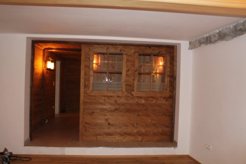 Altholzsauna saunabau kasberger in sterreich - Sprossenfenster alt ...