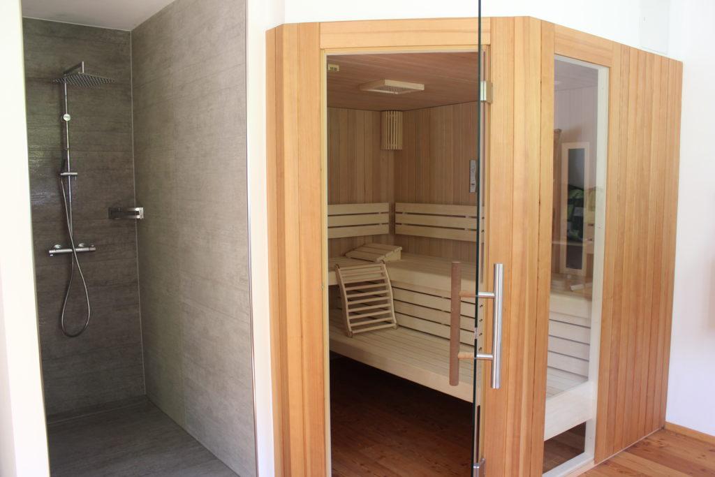 Massanfertigungen für Wellness Badezimmer